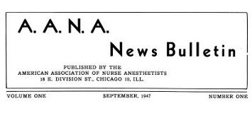 News Bulletin issue 1